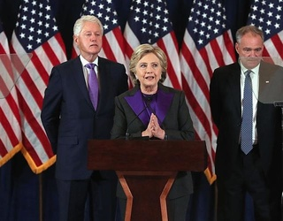 Hillary Clinton Officially Concedes the 2016 Presidential Election