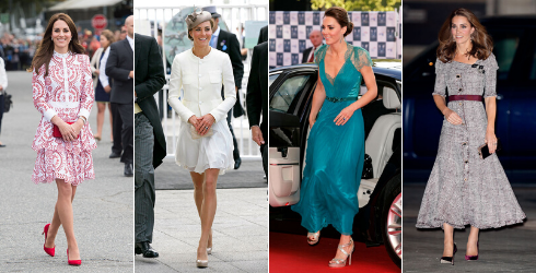 It's a Fash-Off! Vote on Your Favorite Pair of Kate Middleton's Shoes
