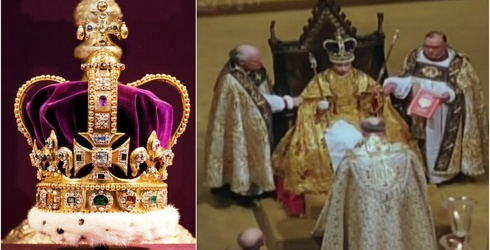 St. Edward's Crown: How Much do You Know About This Sacred Ornament?