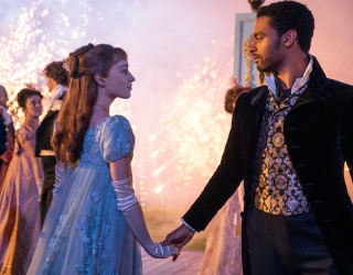 "Shondaland Debuts on Netflix With a Christmas Day ""Bridgerton"" Premiere"