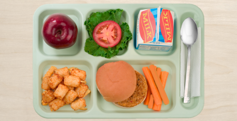 Go Back in Time by Finding the Differences in These Cafeteria School Lunches