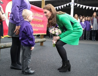 Help Kate Middleton Celebrate Children's Mental Health Week With This Royal Puzzle