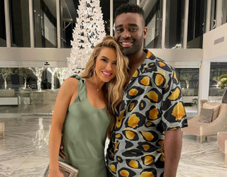Heart Eyes: Chrishell and Keo Are Looking Cozy