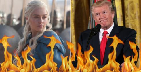 Who Said It: Donald Trump or Daenerys Targaryen?