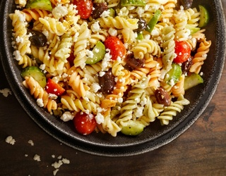 Take a Second Helping of This Pasta Salad Puzzle, We Won't Judge