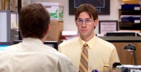 """A Definitive Ranking of the 12 Best Pranks Jim Pulled on Dwight on """"The Office"""""""
