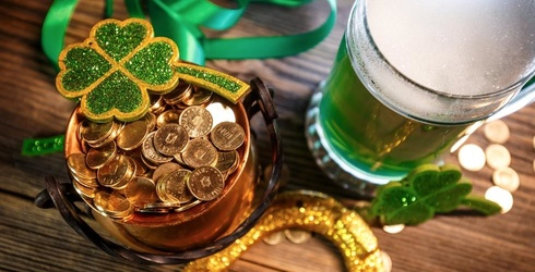 Happy St. Patrick's Day! Can You Unscramble This Festive Photo?