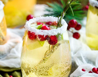 7 Christmas Sangria Recipes to Serve up Some Holiday Cheer