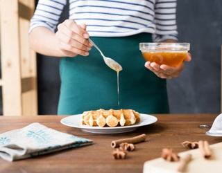 How to Make Restaurant-Quality Waffles at Home