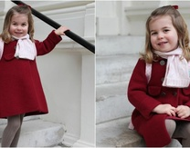 """Princess Charlotte is Ready for Nursery School: """"Come at Me, Academia!"""""""