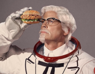 Humanity's Crowning Achievement, a Chicken Sandwich, Will Be Sent Into Space