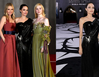 """Girl Power Took the Throne at The """"Maleficent: Mistress of Evil"""" Premiere"""