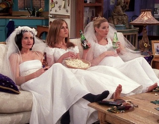 """The Definitive Ranking of the Main """"Friends"""" Cast"""