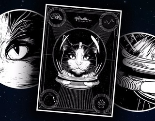 Funds Are Being Raised for a Statue Honoring the First Cat in Space and Just Take All My Money Right Meow