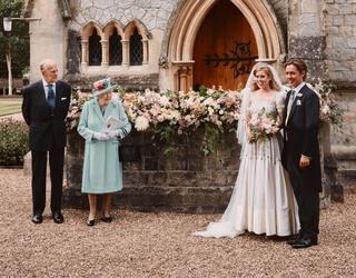 "Princess Beatrice Says ""I Do!"" in Socially-Distant Wedding Ceremony"
