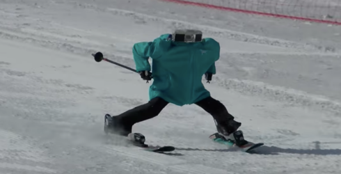 Even Olympic Athletes Are Losing Their Jobs to Robots, as This Robo Ski Tournament Proves