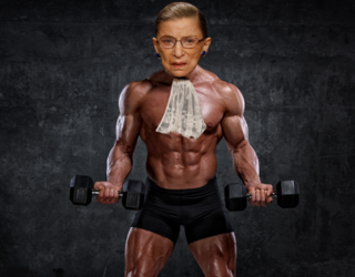 Get Jacked With Justice Ruth Bader Ginsburg's Personalized Workout Plan