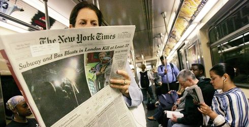 The New York Times and Spotify Join Forces to Offer You the Best Media Package Ever