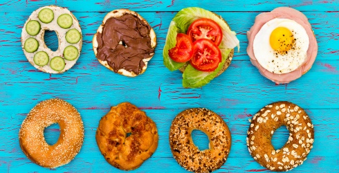 13 Amazing Bagel Toppings That Aren't Cream Cheese to Wow Yourself With
