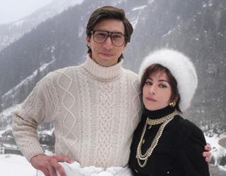 """Adam Driver's """"House of Gucci"""" Look Has Everyone Saying, """"Grazie!"""""""