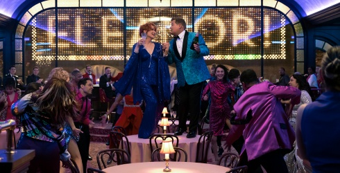 """Netflix's """"The Prom"""" Looks Like It's Going to Be a Sequined Technicolor Celebration"""