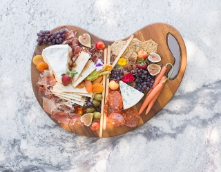 Tasty Tuesday: 10 Charcuterie Boards That Go Beyond Meat and Cheese