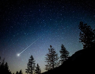 Blink and You'll Miss It! Make a Wish on This Shooting Star Puzzle