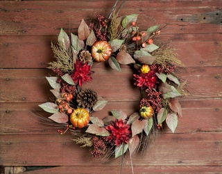 All The Fall Wreath Inspo You'll Ever Need