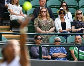 So Many Seats: Meghan Markle's Controversial Wimbledon Visit