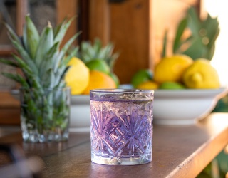 These 17 Purple Potion Cocktails Will Add a Little Mystery to Your Night