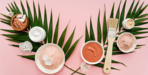 Pink Clay Masks Are More Than Insta-Ready -- See What They Do for Sensitive Skin