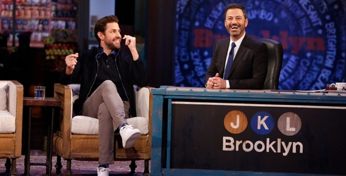 Jimmy Kimmel and John Krasinski's Prank War Goes Way Back, but This Was Over the Top