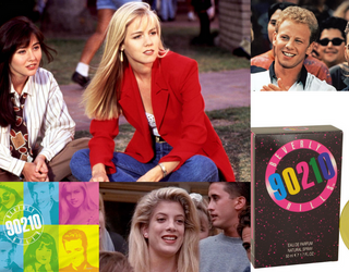 """I Was Feeling Nostalgic and Bummed out, so I Shopped For """"Beverly Hills, 90210"""" Stuff"""
