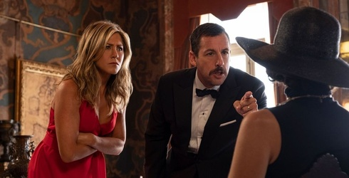 Plan a Murder Mystery Party and We'll Give You an Adam Sandler Film to Watch