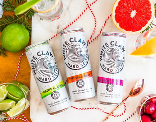 Hard Seltzer Is Experiencing a Dramatic Surge, Marking Another Win for the Wellness Industry