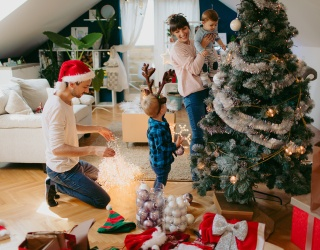 Decorate for Christmas and We'll Tell You Which of the 12 Days of Christmas You Are