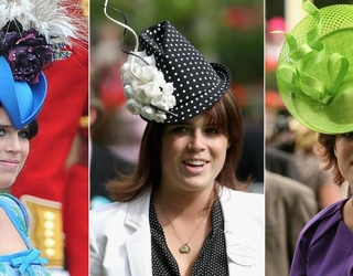 Tip Your Hat to Princess Eugenie's Engagement With This Jaunty Memory Match