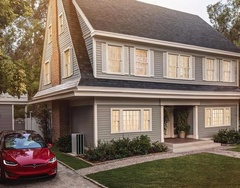 According to Elon Musk, Tesla's Solar Roof Tiles May Finally Be Available for Pre-Order Today