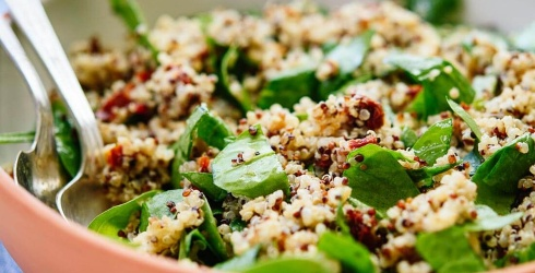 Need a New Work Salad Recipe? Answer These Questions and We Can Help