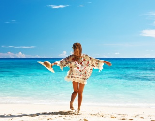 Brig's Buys: Show up to the Beach in Style in a Fashion Cover-Up