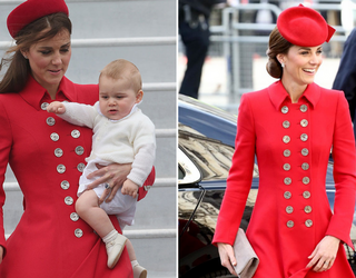 Royally Speaking: How Many Buttons is Too Many Buttons for Kate Middleton?