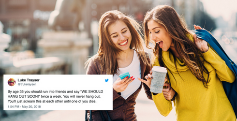 There Is No Way I'll Save Double My Salary by 35, and Twitter Agrees