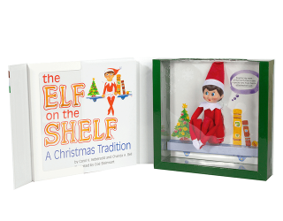Cabinet of Curiosities: Where Did Elf on the Shelf Come From?