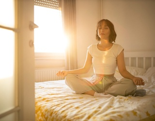 TikTok Hacks for Meditating When You Don't Particularly Love It