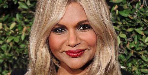 Should Mindy Kaling Go Blonde For Real?