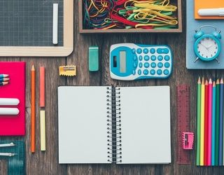 Can You Find the Differences in These School Supply Photos?
