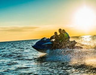 We Dare You to Do Some Doughnuts While You Match These Jet Ski Photos