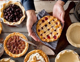We Can Guess Your Thanksgiving Mood Based on Your Pie Choice
