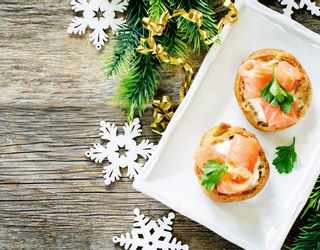 13 Cute Canapés to Bring to a Holiday Bash