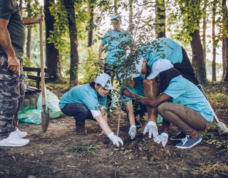 How Much Can We Help You Learn About Earth Day?